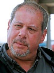 Greg Berne of Old Bridge, N.J.