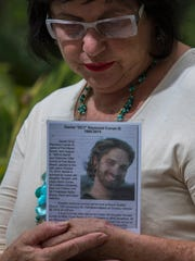 Ollie Curran lost her son Daniel, who died 4 years