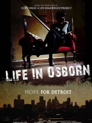 "The movie poster for ""Life in Osborn."""