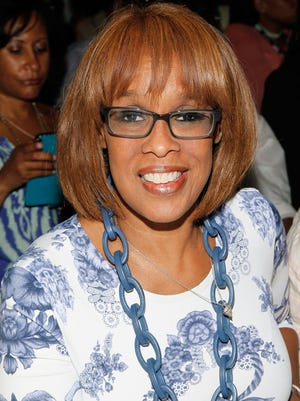 "Gayle King attends the ""Spike Lee...Ya Dig!"" career retrospective and celebration during the 2014 American Black Film Festival at Metropolitan Pavilion on June 21, 2014 in New York City."