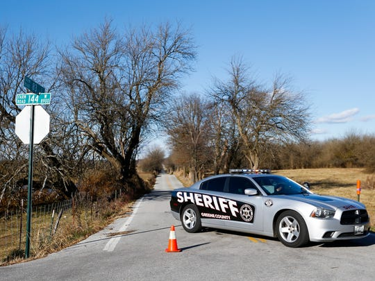 Greene County Sheriff's deputies are investigating a possible homicide west of Springfield city limits on Wednesday.