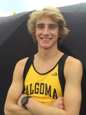 Algoma senior Jacob Wahlers will attempt to win a fourth Packerland Conference title and advance to the WIAA state cross-country meet for a fourth time next month.