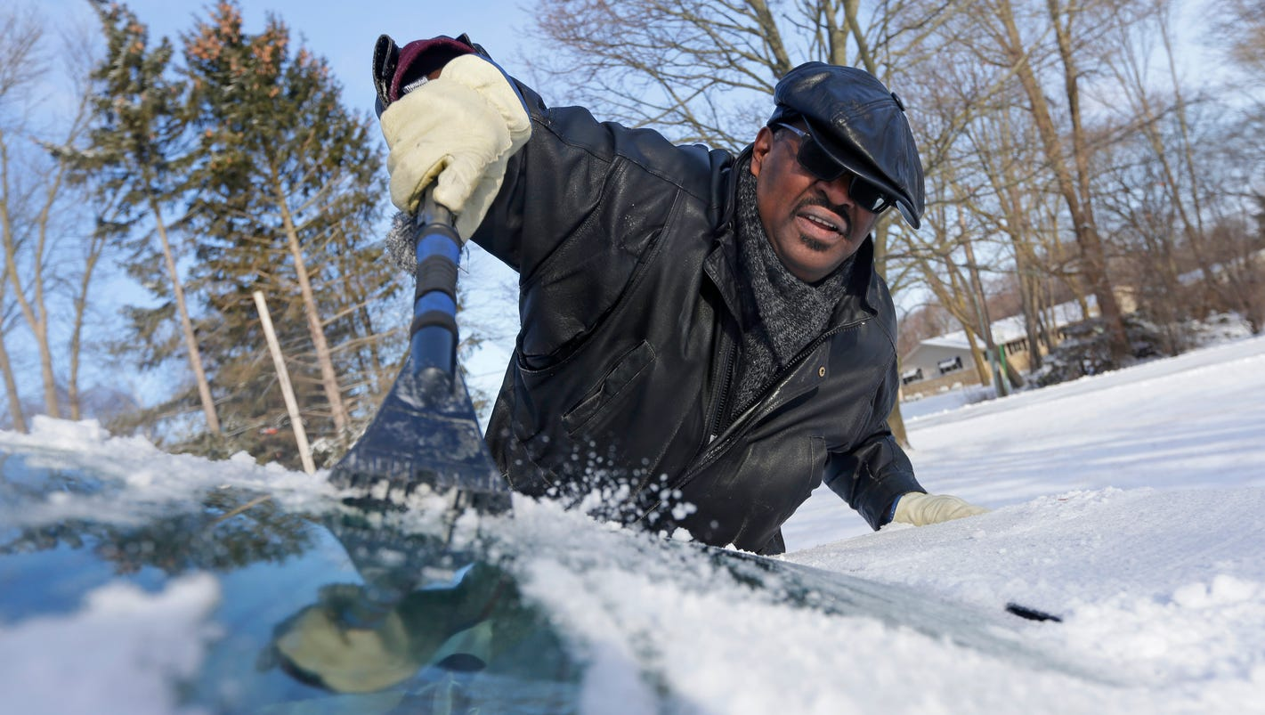 Wild weather: Record cold, snow for central, eastern U.S.; Pineapple Express to soak West