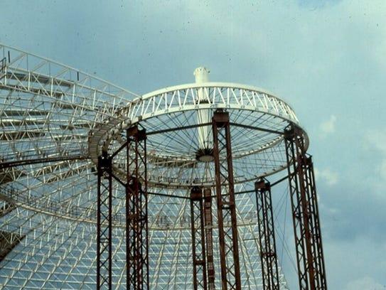 Construction began on the Cajundome in 1981.