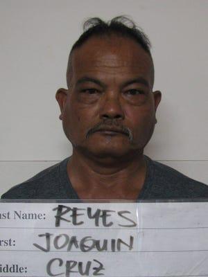 Joaquin Cruz Reyes