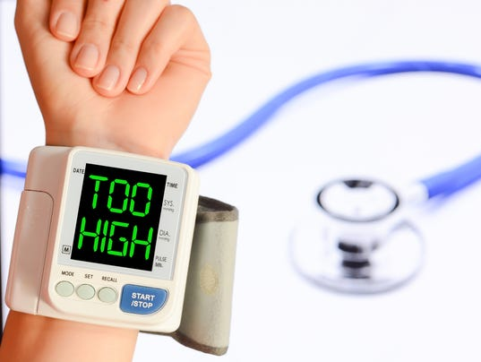 how to check your blood pressure without a machine