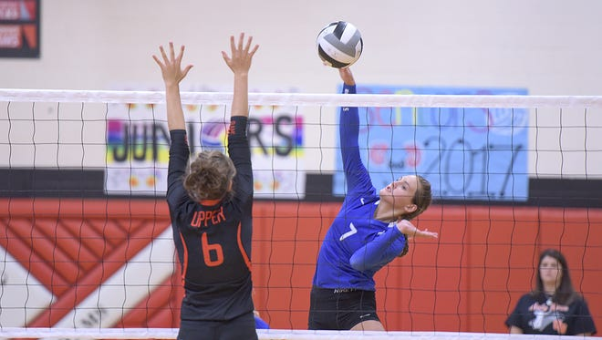 Lainey Holman will be one of the Lady Royals' go-to players this season.