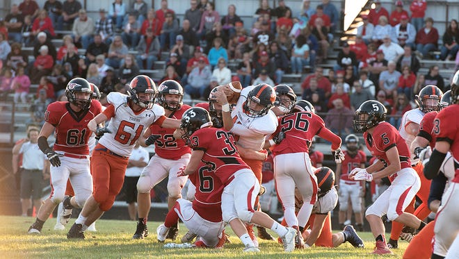 Galion and Bucyrus continue the 100-plus year rivalry.