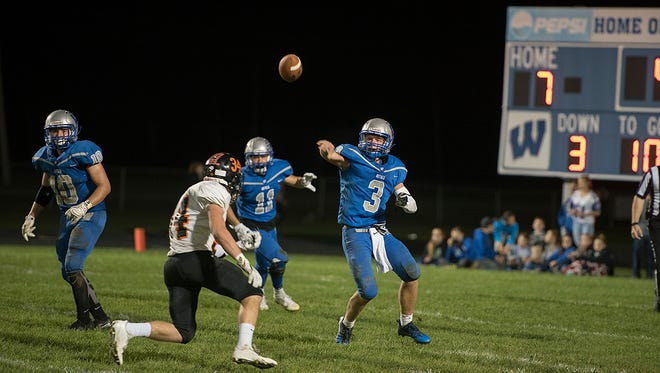 Joel Griffin stepped in to fill the void left by Wyatt Smith and led the Royals to the biggest win of the season.