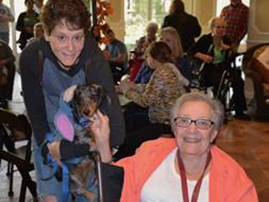 Spring Hills Morristown's Assisted Living will hold