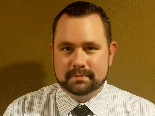 Joshua Muller is running for a seat on the Fairfield