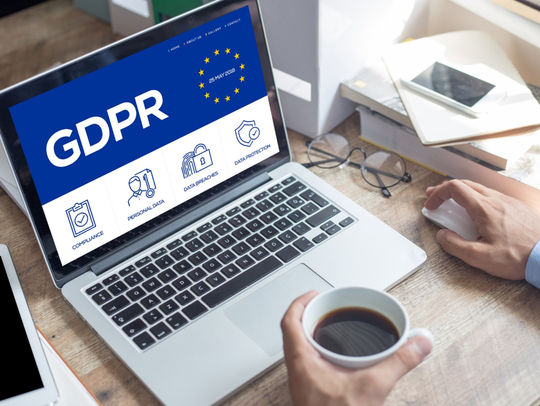 The EU's General Data Protection Regulation (GDPR)