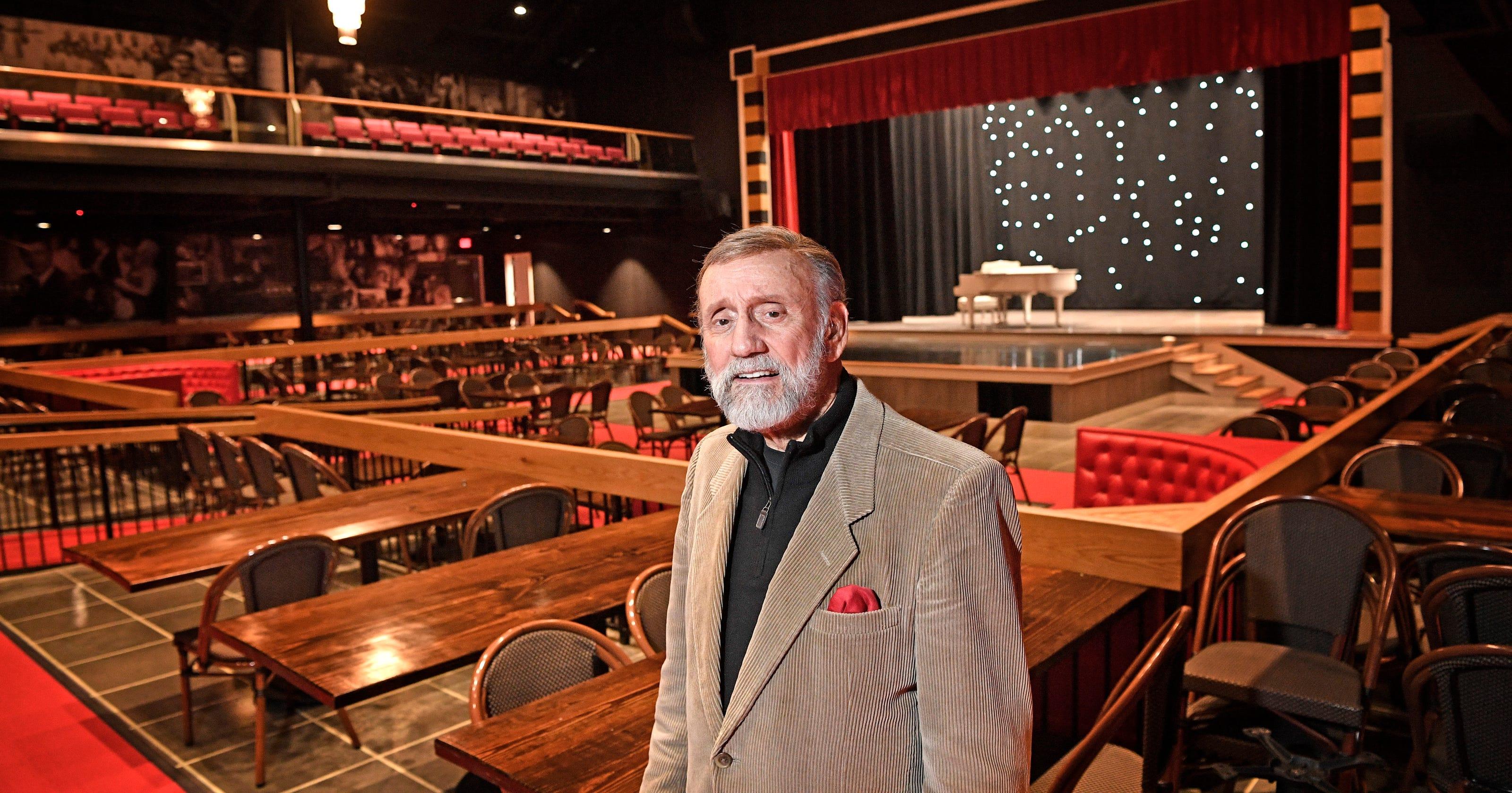 ray stevens opens new dinner theater in nashville - Ray Stevens Christmas Songs