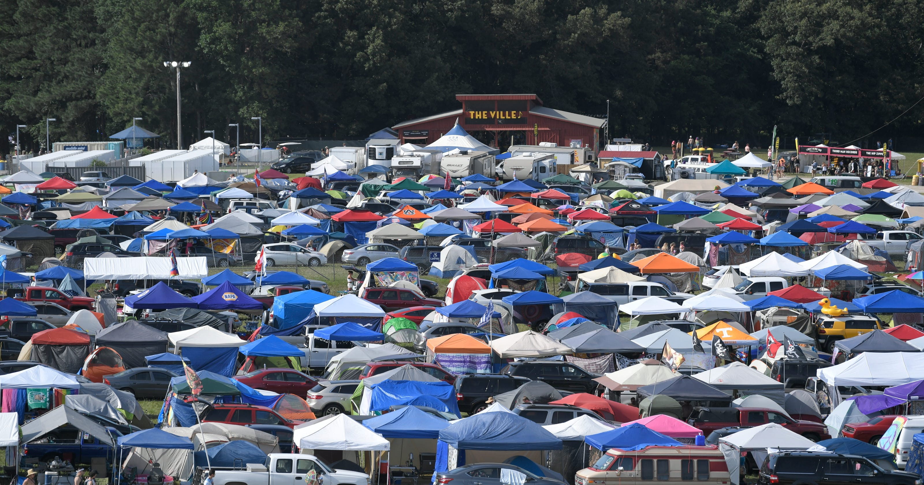 Bonnaroo death: 32-year-old found dead Friday morning at