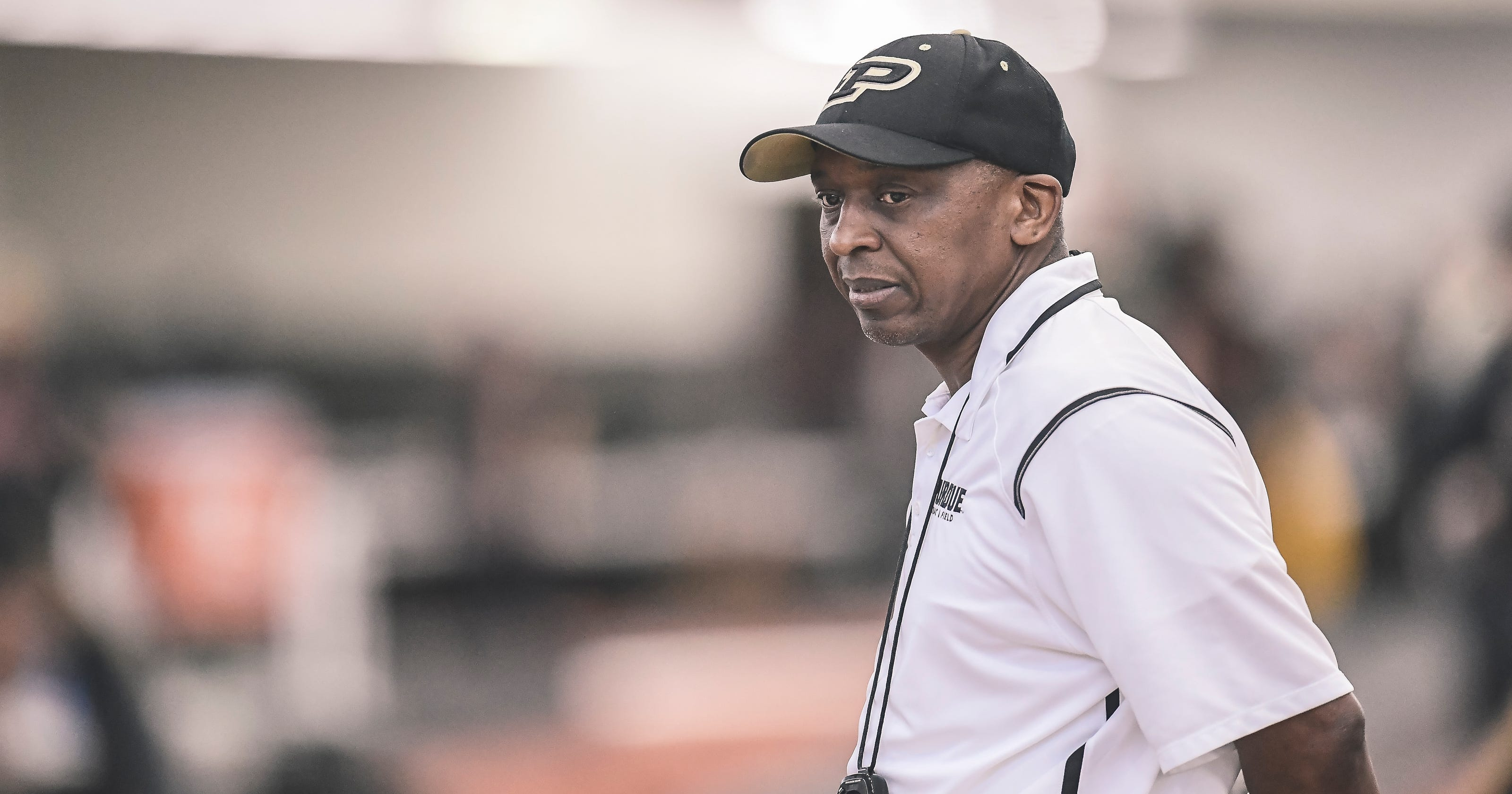 Purdue promotes Norbert Elliott to head track and cross ...