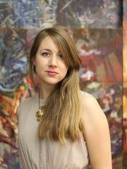 Artist Christina Klein.