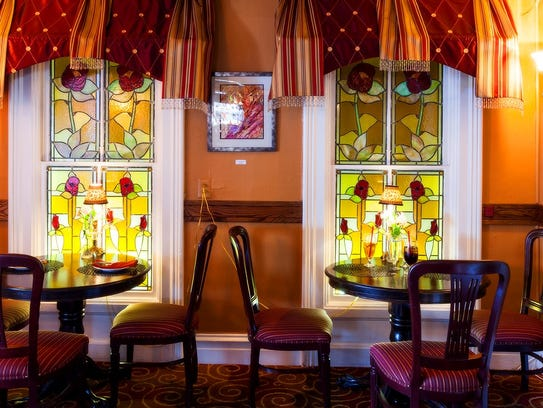 Adele's in Carson City incorporates several dining