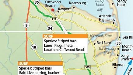 June 20 fishing zone report