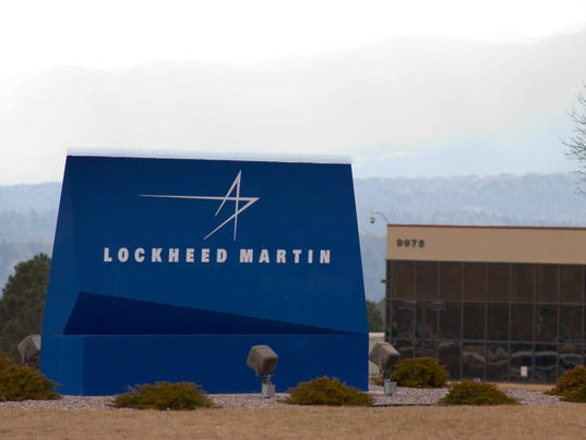 GTY FILE PHOTO LOCKHEED MARTIN PROFITS SOAR IN SECOND QUARTER SCI USA CO