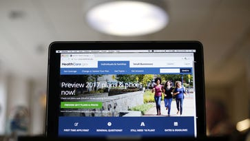 Health law consumers face fewest choices in program's history