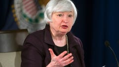 Federal Reserve Chair Janet Yellen led a two-day meeting