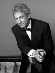 Pianist Roberto Hidalgo will perform at 3 p.m. Saturday
