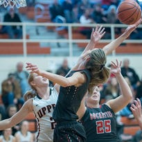 Big basketball games and a conference swim title highlight the week
