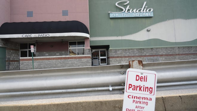 Malco movie theaters has sued its Overton Square landlord because of the reduced number of free parking spaces for its moviegoer customers.