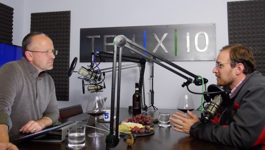 Joe Kirgues, co-founder of gener8tor, talks with Todd