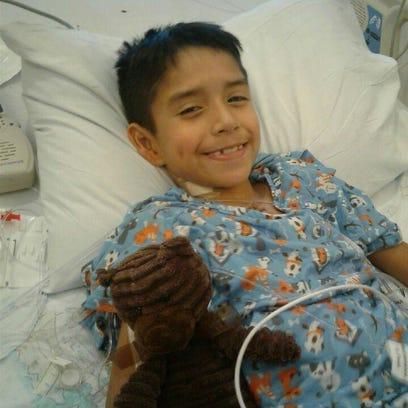 Tulare boy, 8, awaits heart transplant