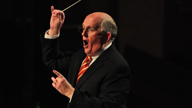 Mormon Tabernacle Choir director Mack Wilberg.