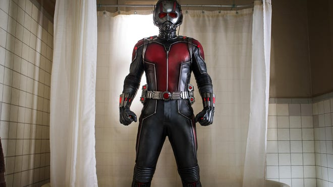 """Paul Rudd in a scene from the motion picture """"Ant-Man."""""""
