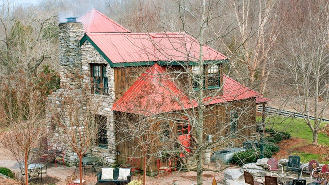"""Harper's Bazaar"" named Moonshine Hill one of the top 10 bed and breakfasts in the country."