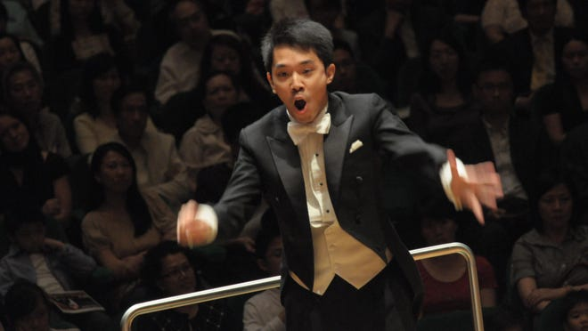 Guest conductor Perry So will lead the ensemble in performances in Princeton, Red Bank and Morristown.