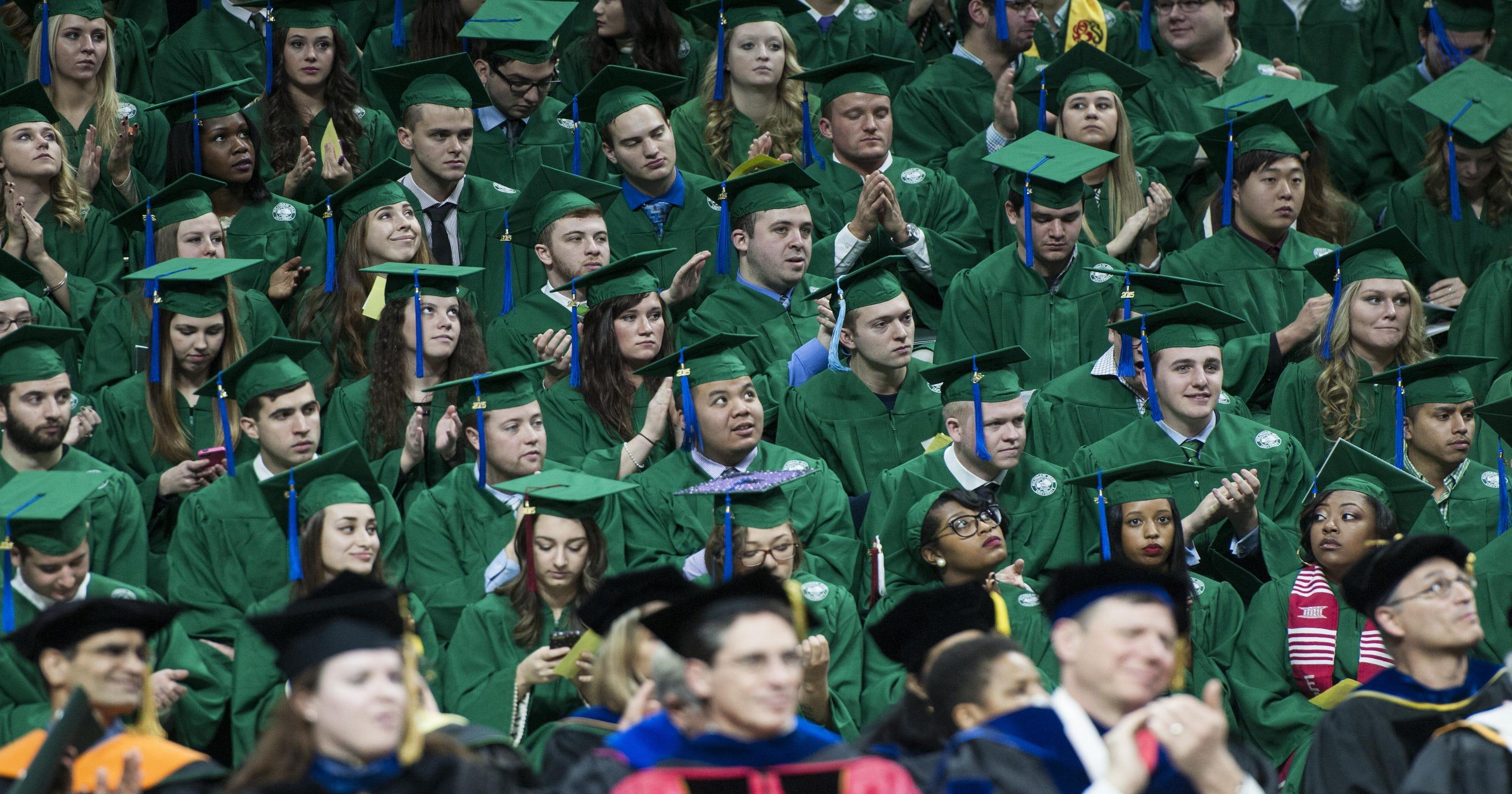 Tips for surviving MSU graduation weekend