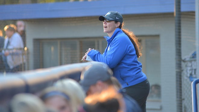 UWF softball coach Melissa Paul and her assistant coach Ashliegh McLean were honored as the NCAA D-2 South Region coaching staff of the year, making them eligible for national coaching staff of year honor.