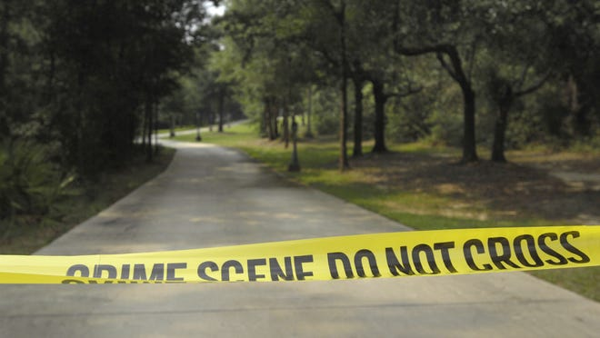 Four people were injured this morning after a dog attack in East Milton, according to Santa Rosa County officials.