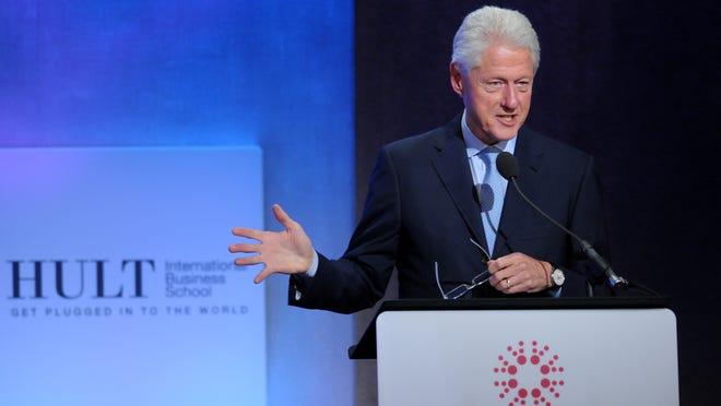 Former President Bill Clinton deserves kudos from every American for leaving his veto pen on the desk.