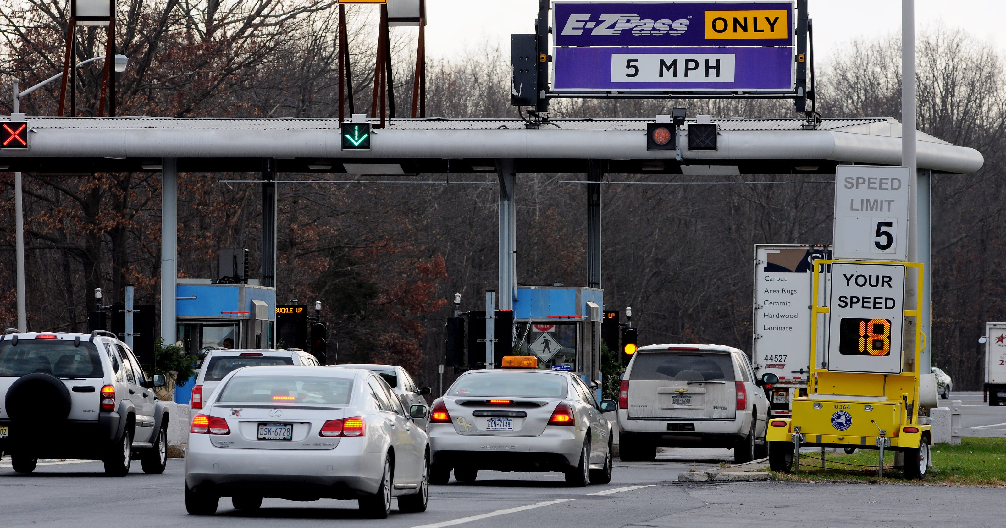 NY, NJ E-ZPass holders pay more to drive in other states