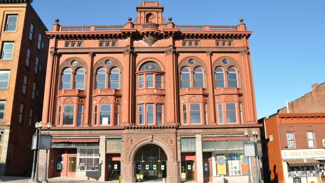 The New York State Preservation Conference will be held at Smith Opera House in Geneva.