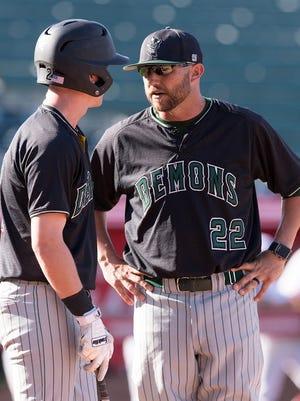 Greenway's Matt Denny is azcentral sports' Big Schools Baseball Coach of the Year for 2016.
