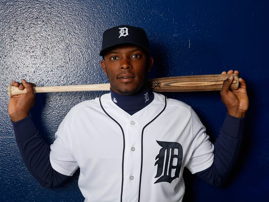 Detroit Tigers Photo Day