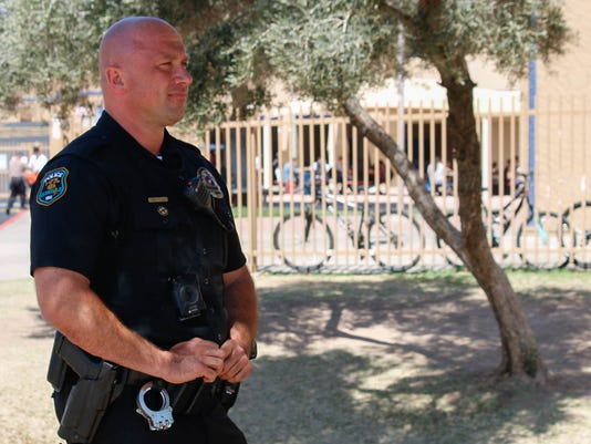 Glendale School Resource Officer