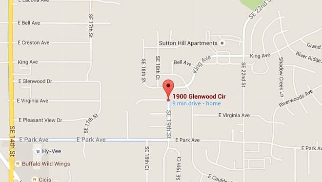 A 15-year-old was injured by a car after a fight that broke out at Southeast 19th Street and Glenwood Drive on April 23, 2016.