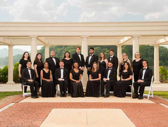 The Lake Junaluska Singers have been part of the Lake