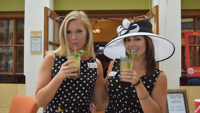 Several groups are planning Kentucky Derby parties where  guests can sip mint juleps and watch the races.
