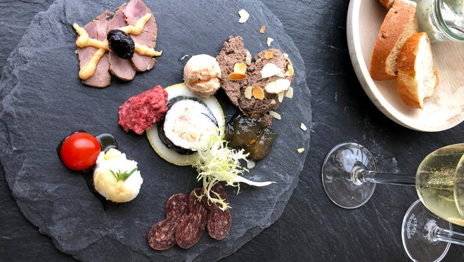Germany now has its share of haute-cuisine restaurants, even in small towns - such as the Rhine Valley's tiny Bacharach.
