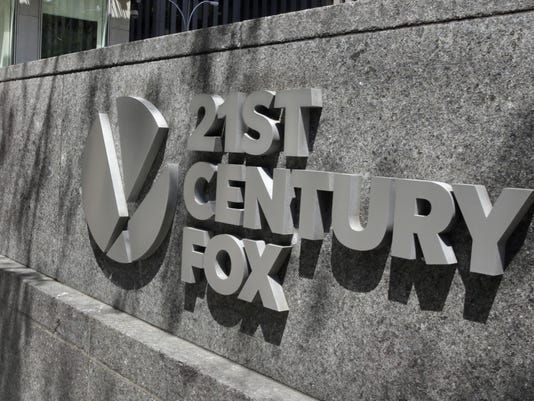 Comcast Twenty First Century Fox