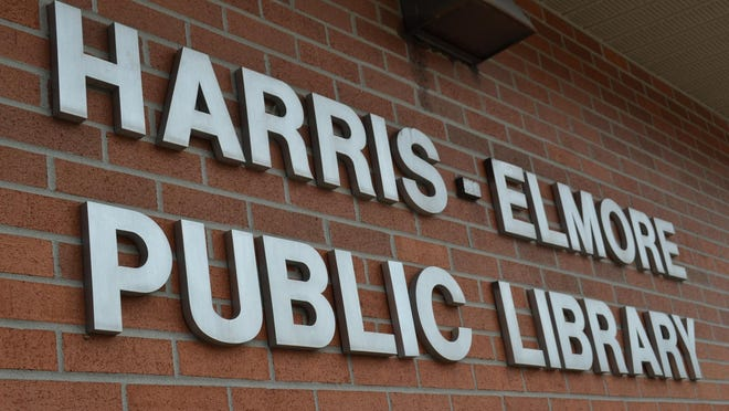 The Harris-Elmore Public Library is breaking ground on a 1,400-square-foot addition and renovation next month.