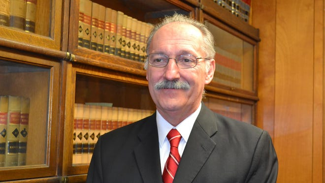 George Wilber, Port Clinton law director.